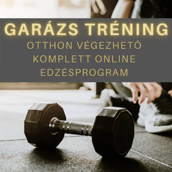 Garázs Tréning - Fitness62
