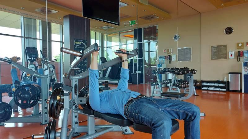 Prémium személyi edzés - Fitness62 - Four Points by Sheraton Hotel Kecskemét